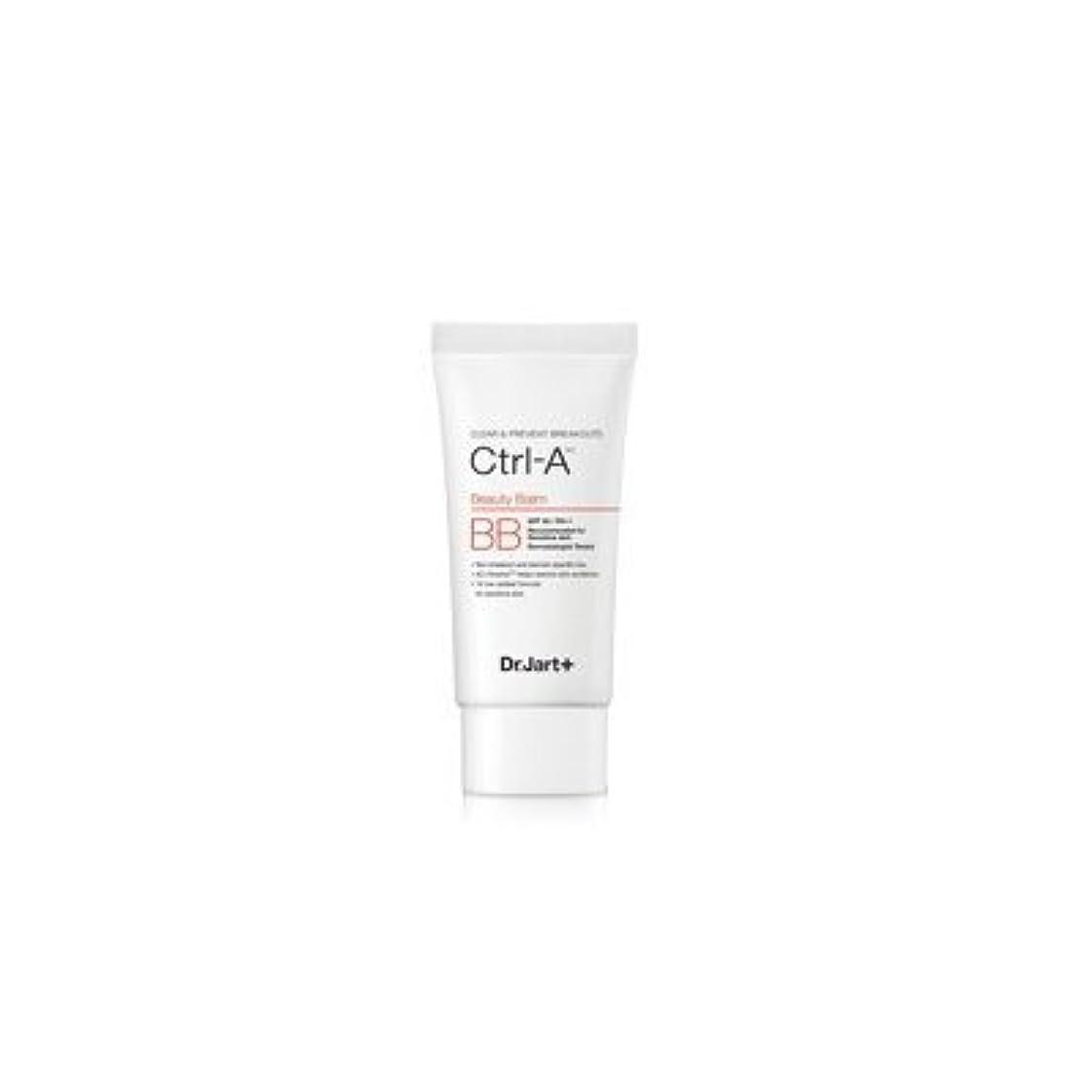 機械吸収する凶暴なKOREAN COSMETICS, Dr.jart + _Ctrl-A Beauty Balm 40ml (Mild BB cream for sensitive skin, UV protection SPF30/PA...