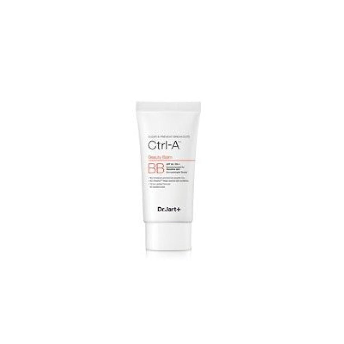 甘味たとえ香りKOREAN COSMETICS, Dr.jart + _Ctrl-A Beauty Balm 40ml (Mild BB cream for sensitive skin, UV protection SPF30/PA...
