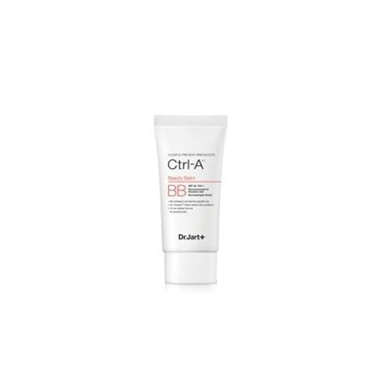 郵便小屋星KOREAN COSMETICS, Dr.jart + _Ctrl-A Beauty Balm 40ml (Mild BB cream for sensitive skin, UV protection SPF30/PA...