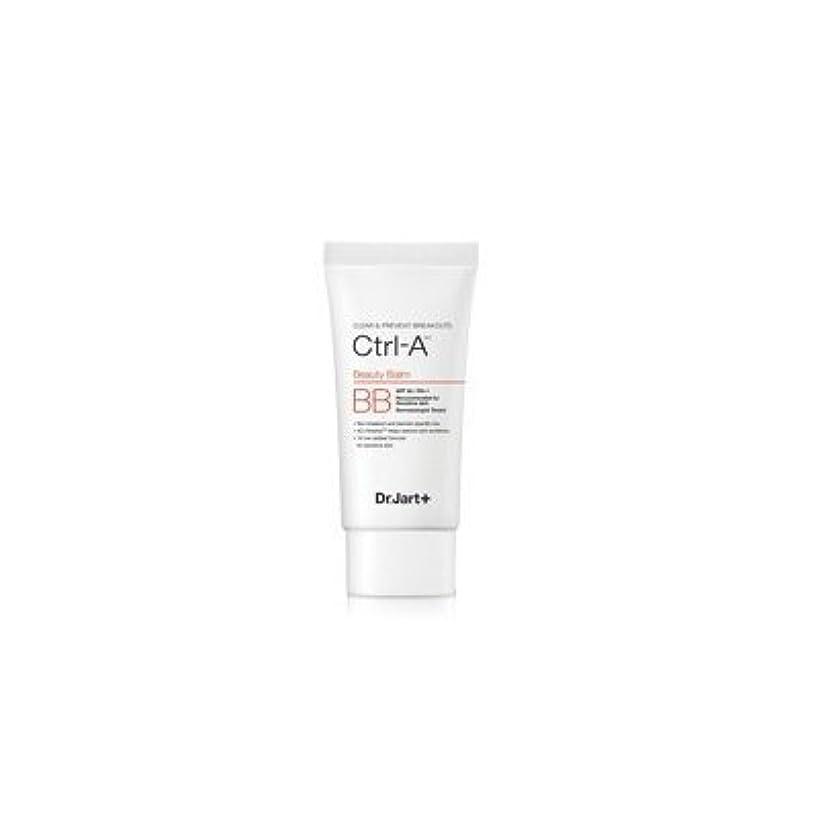 拍車露出度の高い乱雑なKOREAN COSMETICS, Dr.jart + _Ctrl-A Beauty Balm 40ml (Mild BB cream for sensitive skin, UV protection SPF30/PA...