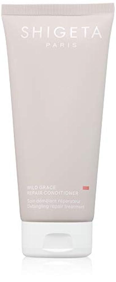 流用するイーウェル柔らかい足SHIGETA(シゲタ) ワイルドグレース トリートメント 200ml