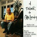 Tribute to Otto Luening