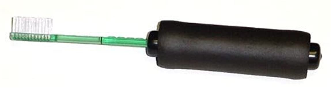 動的赤考古学的なHandle Built-Up Toothbrush Soft (並行輸入品)