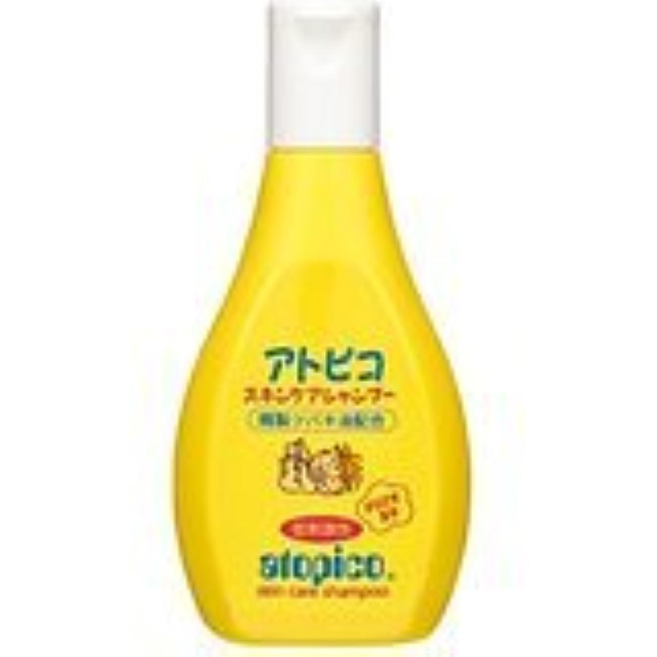 寝室を掃除するホラー自治【アトピコ】スキンケアシャンプー 200ml