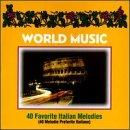 40 Favorite Italian Melodies