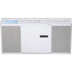 東芝 SD/USB/CDラジオTOSHIBA TY-CX700-W