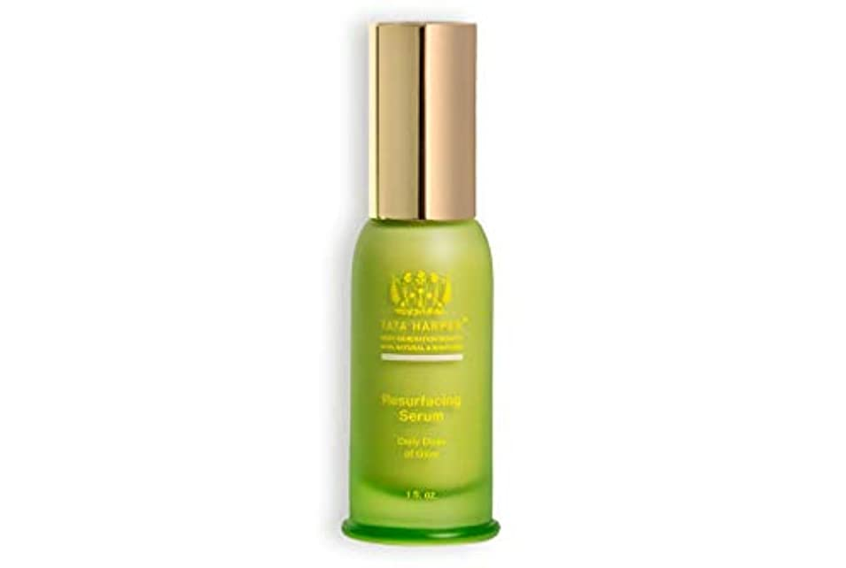 挨拶する裁量楽しいTata Harper Resurfacing Serum 1oz (30ml)
