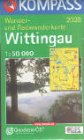 2028: Wittingau Und Umgebung (surrounding Area) 1:50, 000