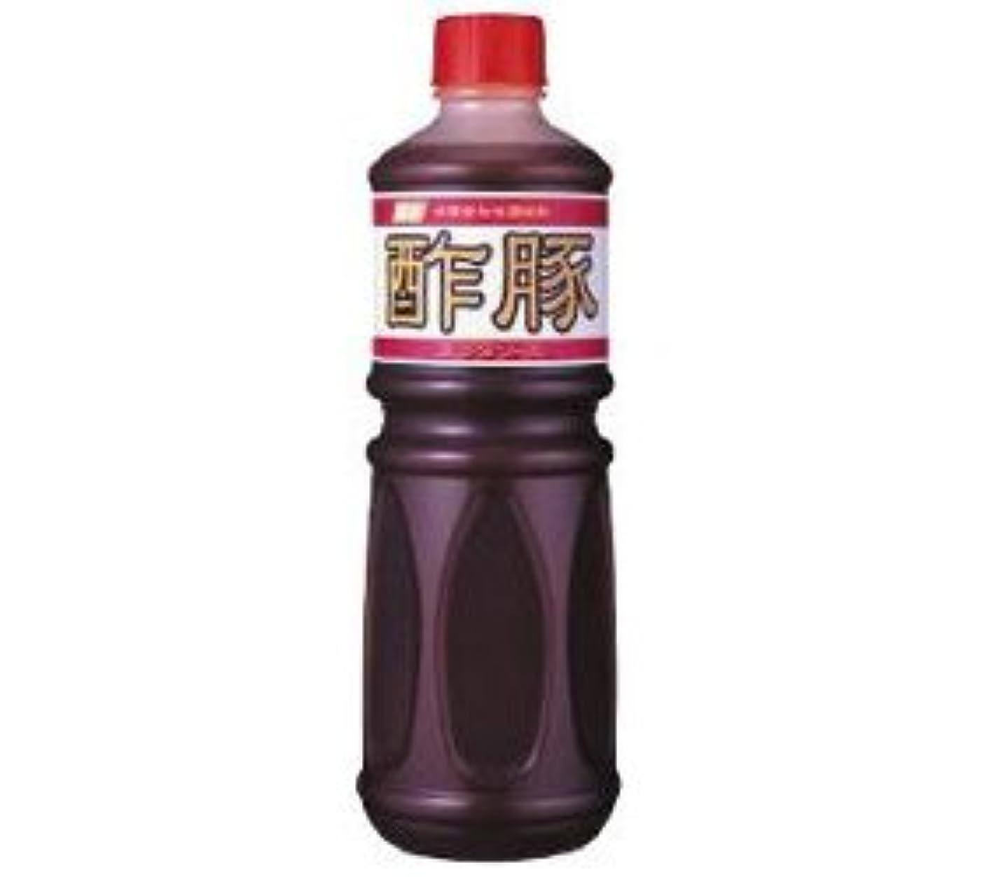 耐えるなる絶滅した富士食品工業)富士 酢豚ソース 1130g