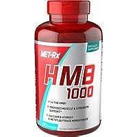 HMB1000 90カプセル (MET-Rx HMB 1000, 90 Capsules) [並行輸入品]