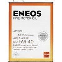 エネオス ファイン ENEOS FINE 5W-40 20L/缶