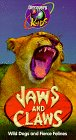 Jaws & Claws: Wild Dogs & Fierce Felines [VHS] [Import]