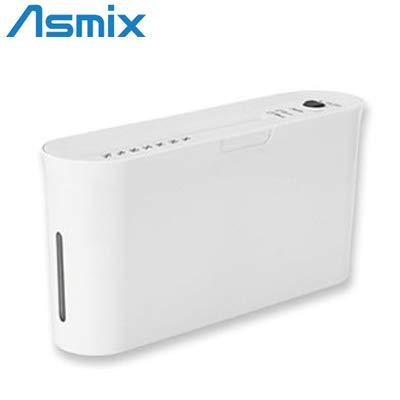 アスカ Asmix 電動 A4対応 マイクロカット シュレッダー 家庭用 卓上 コンパクト B05W ホワイト