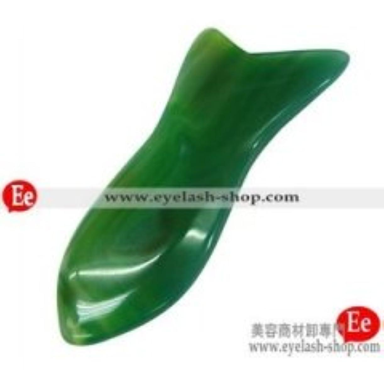花瓶硬さ意味かっさ板、瑪瑙かっさプレート、マッサージプレート M-16