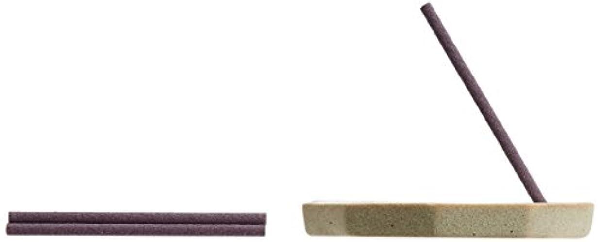 尊厳ロケット補助野山からのおふくわけ くろすぐりの薫り スティック6本入&香皿