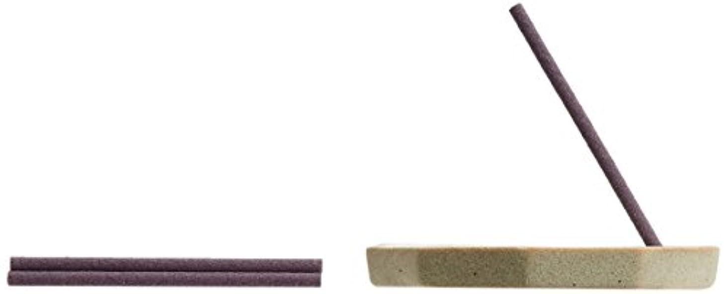 最高詳細に副詞野山からのおふくわけ くろすぐりの薫り スティック6本入&香皿