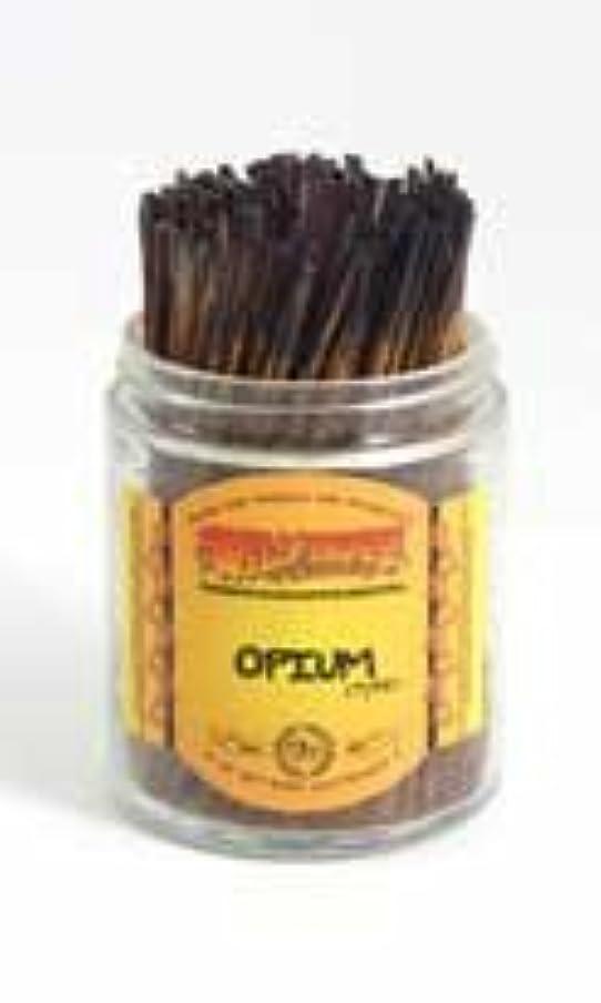 ベジタリアン寛大さ頼るOpium – Wild Berry Shorties Incense Sticks – 100