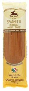 【有機JAS認証】<アルチェネロ>有機全粒粉スパゲッティ500g×3