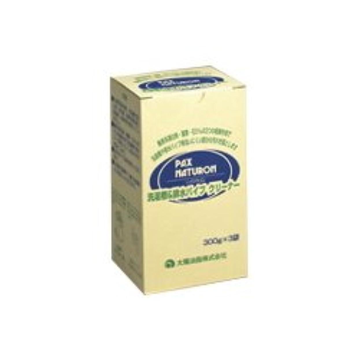 寛容小麦いじめっ子太陽油脂 パックスナチュロン 洗濯槽&排水パイプクリーナー 300g×3袋[cosme]