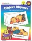 Object Rhymes: Reproducible Emergent Readers to Make and Take Home (Reproducible Rhyme Books)