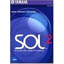 YAMAHA ミュージックシーケンスソフトウェアSOL2 [MA-162W]