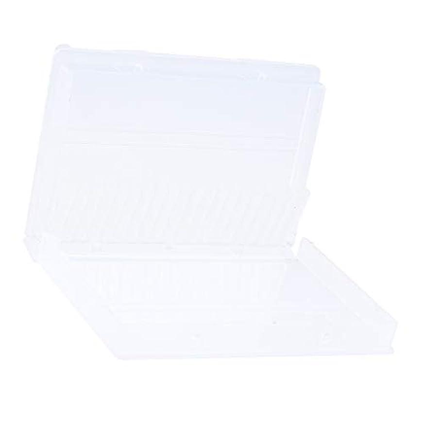 品種大気治療ネイルアート ネイルドリルビット ホルダー ディスプレイ スタンド 収納ケース 20穴