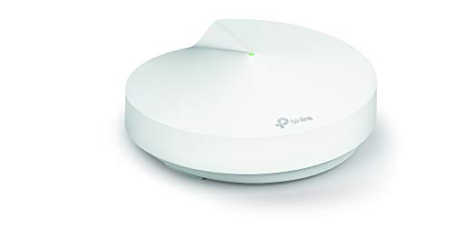 TP-Link メッシュ Wi-Fi システム トライバンド AC2200 (867 + 867 + 400) 無線LAN ルーター スマートハブ内臓 セキュリティ搭載 1ユニット Deco M9 Plus