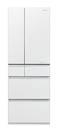 パナソニック 冷蔵庫 6ドア 500L パーシャル搭載 マチュアホワイト NR-F504HPX-W