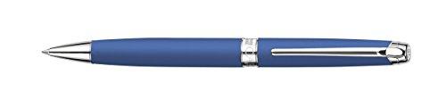 カランダッシュ ボールペン 油性 中字 レマン 4789-449 マットブルーナイト 正規輸入品