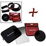 WonderPana FreeArc XL Essential nd320.9ハードエッジキットfor Canon EF 11–24mm f / 4l USMレンズ(フルフレーム35mm )