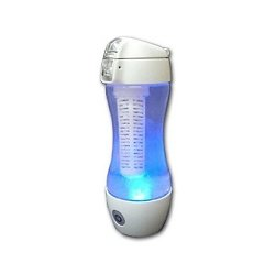 RoomClip商品情報 - 水素水生成器 Gyms Silky ジームスシルキー 充電式 携帯型HWP-33SL