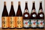 鹿児島芋焼酎おすすめ6本伊佐美・富コース(伊佐美3本・富乃宝山3本)