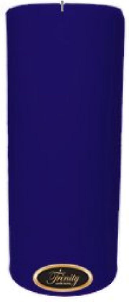 グラフ期待して田舎者Trinity Candle工場 – Blueberry Fields – Pillar Candle – 4 x 9
