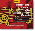 Teaching Music Through Performance In Band: North Texas Wind