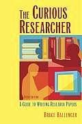 Curious Researcher & Mycomplab2.0 48mo Pkg