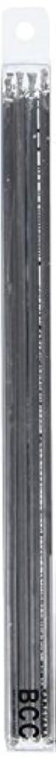 バルコニー中央値敬意を表する18cmスリムキャンドル 「 シルバー 」 10本入り 10箱セット 72361833SI