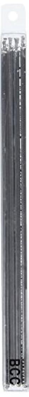 頑丈睡眠前売18cmスリムキャンドル 「 シルバー 」 10本入り 10箱セット 72361833SI