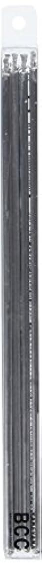 直感ペルソナルー18cmスリムキャンドル 「 シルバー 」 10本入り 10箱セット 72361833SI