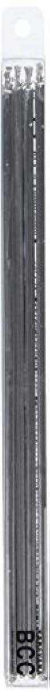 ネックレット死傷者チャレンジ18cmスリムキャンドル 「 シルバー 」 10本入り 10箱セット 72361833SI