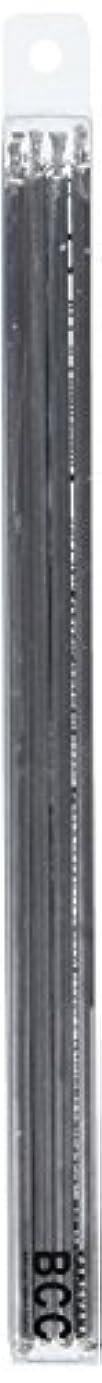 18cmスリムキャンドル 「 シルバー 」 10本入り 10箱セット 72361833SI