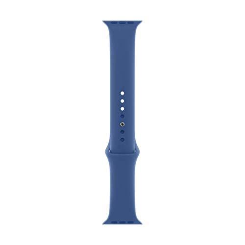 Apple Watch (40mm)ケース用デルフトブルースポーツバンド - S/M & M/L