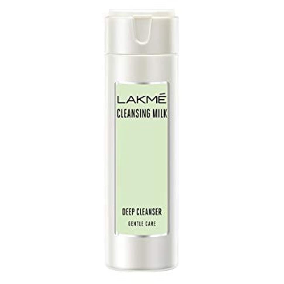 不確実送料窓を洗うLAKME Gentle & Soft Deep Pore Cleanser, 120ml