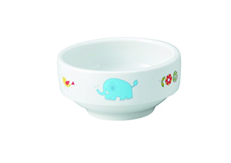 おぎそ OGISO ベビー食器 さふぁり すくいやすい9cm小鉢