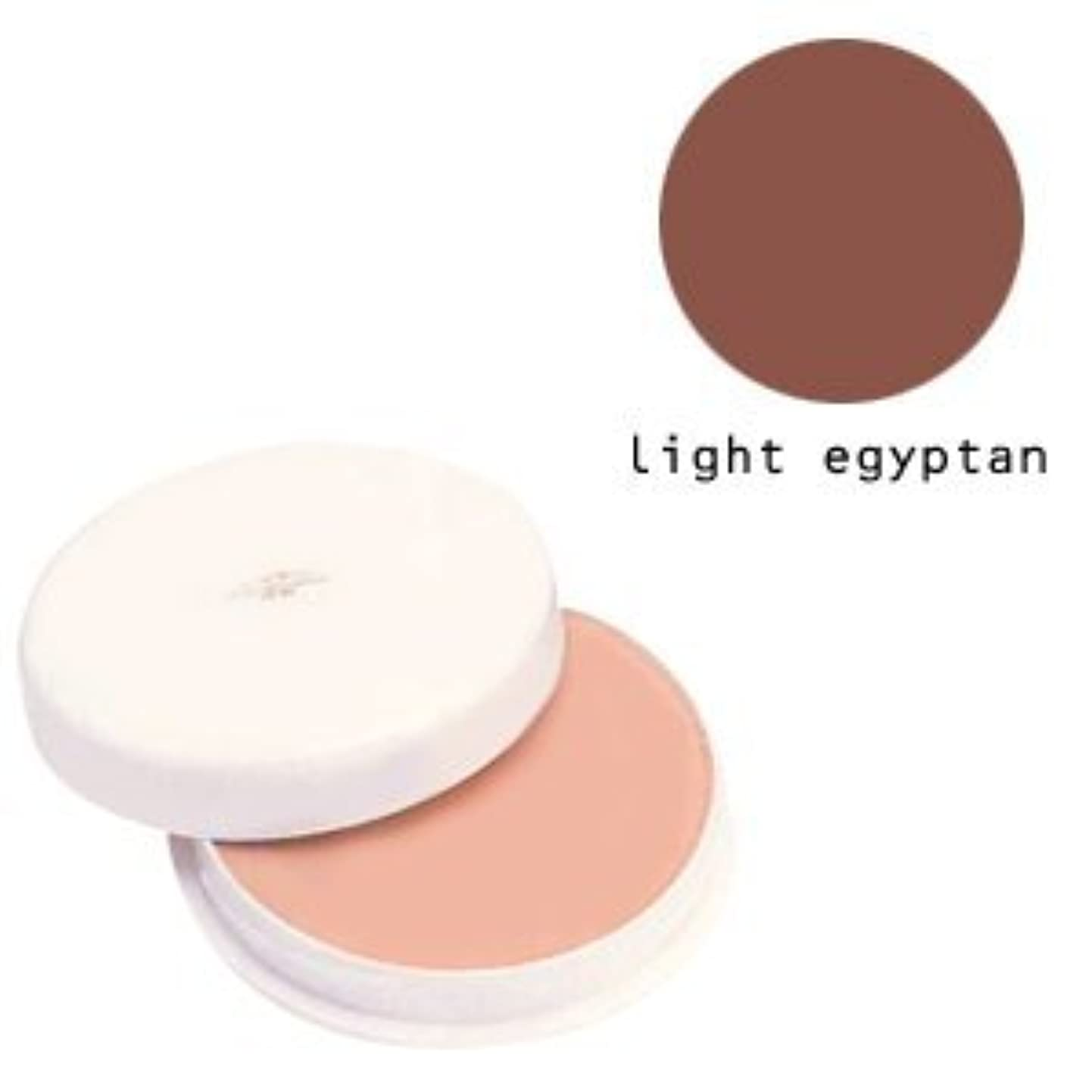 サイズ寸前高齢者三善 フェースケーキ ライトエジプタン