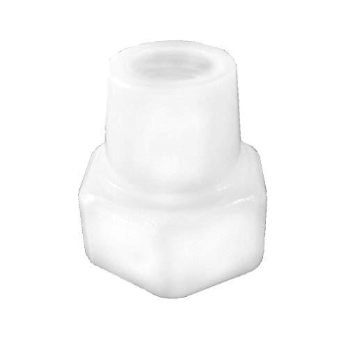 配管接続用ペットボトルキャップRc1/4 (パッキン付)【加圧実験、ミドボン、継手接続】