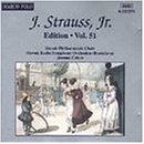 J.シュトラウスII世全集 管弦楽曲及び合唱曲 完全全集 第51集