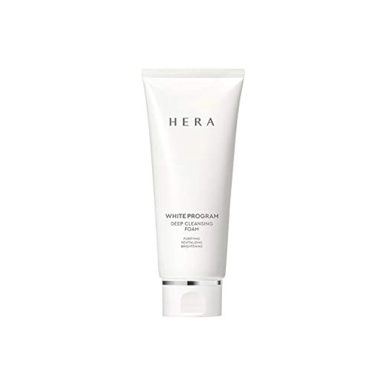 【HERA公式】ヘラ ホワイト プログラム ディープ クレンジングフォーム 200mL/HERA White Program Deep Cleansing Foam 200mL