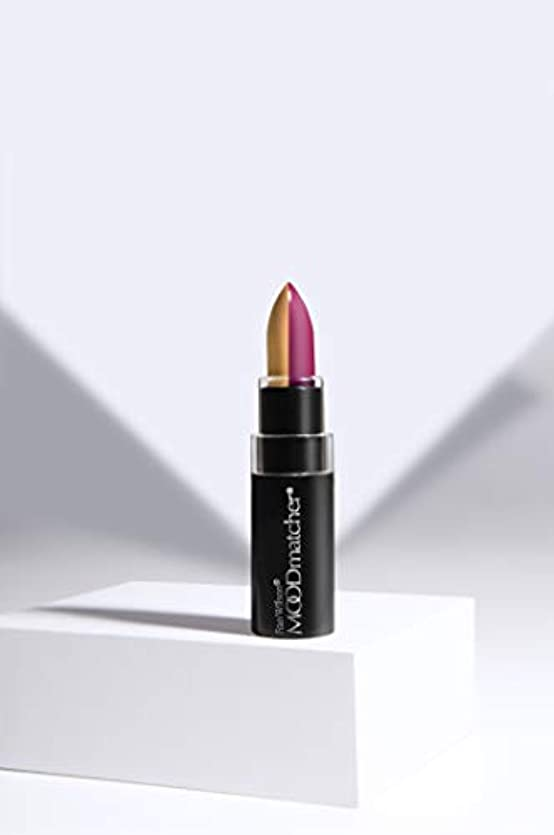 だます統計的祈りFran Wilson MOODMATCHER Split Stick Lip Color Gold/Magenta (並行輸入品)