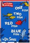 One Fish, Two Fish, Red Fish, Blue Fish (Dr.Seuss Classic Collection)