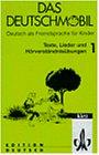 Das Deutschmobil - Level 1: Cassette 1 (Dialoge Und Lieder)